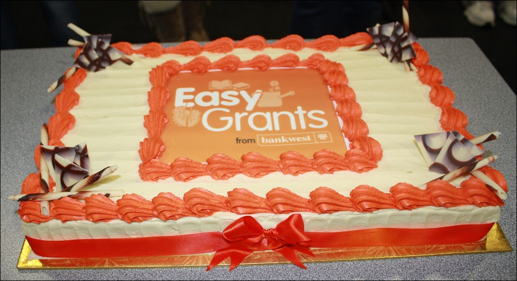 BankWest Easy Grant Success